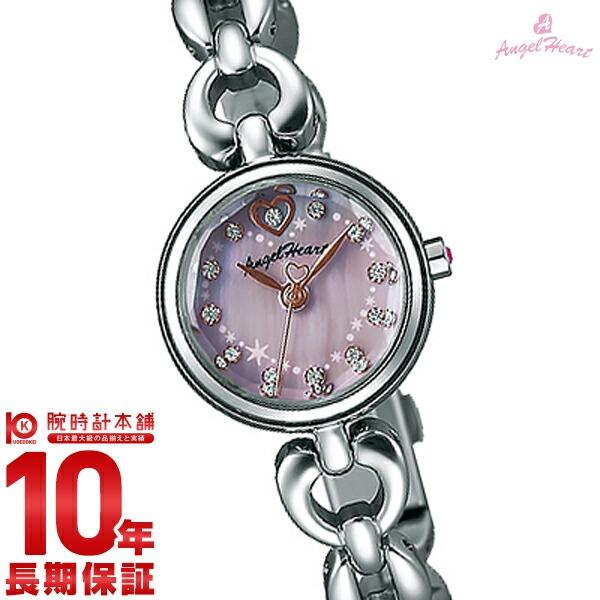 【先着限定最大3000円OFFクーポン!6日9:59まで】 エンジェルハート AngelHeart ブライトハート ピンクパール スワロフスキー BH21SP [正規品] レディース 腕時計 時計