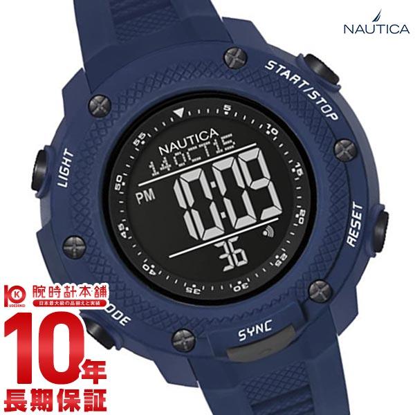 NAUTICA ノーティカ NMX15 DIGITAL YACHTIMER NAI19524G [正規品] メンズ 腕時計 時計