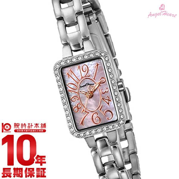 【先着限定最大3000円OFFクーポン!6日9:59まで】 エンジェルハート AngelHeart トゥインクルハート ピンクパール スワロフスキー TH16SP [正規品] レディース 腕時計 時計