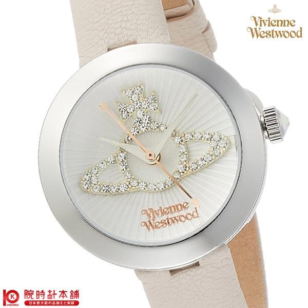 【先着限定最大3000円OFFクーポン!6日9:59まで】 [海外輸入品] ヴィヴィアン 時計 ヴィヴィアンウエストウッド 腕時計 VV150WHCM レディース 腕時計