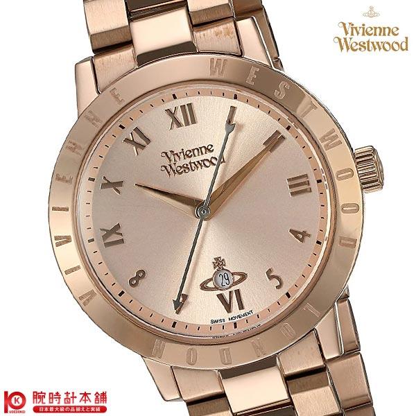 【先着限定最大3000円OFFクーポン!6日9:59まで】 [海外輸入品] ヴィヴィアン 時計 ヴィヴィアンウエストウッド 腕時計 VV152RSRS レディース 腕時計