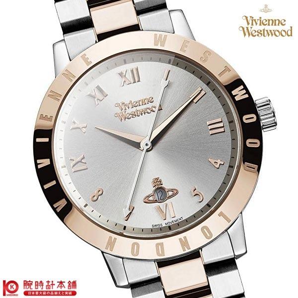 【先着限定最大3000円OFFクーポン!6日9:59まで】 [海外輸入品] ヴィヴィアン 時計 ヴィヴィアンウエストウッド VV152RSSL レディース 腕時計