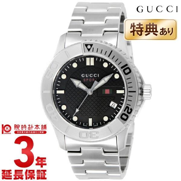 【エントリーでポイントアップ!11日1:59まで!】 GUCCI [海外輸入品] グッチ YA126251 メンズ 腕時計 時計