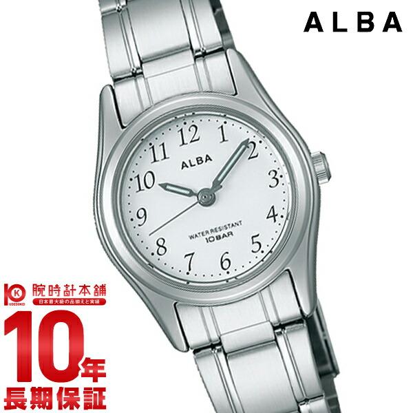 セイコー アルバ ALBA 100m防水 AQHK432 [正規品] メンズ&レディース 腕時計 時計