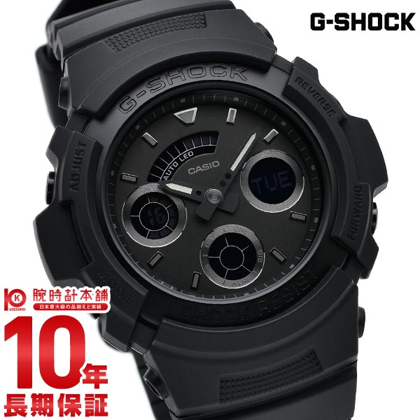 the best attitude d2f49 be1a6 Casio G-Shock G-SHOCK AW-591BB-1AJF [regular article] men watch clock (of a  reservation receptionist)