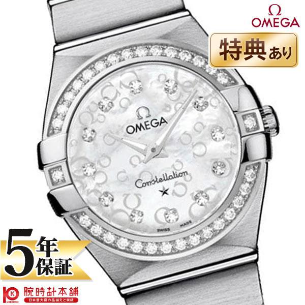 【エントリー&買い周りでさらに10倍!21日20時~】 OMEGA [海外輸入品] オメガ コンステレーション 123.15.27.60.55.005 レディース 腕時計 時計 【dl】brand deal15
