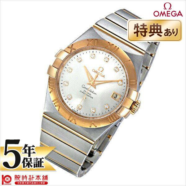 【エントリーでポイントアップ!11日1:59まで!】 OMEGA [海外輸入品] オメガ コンステレーション 123.20.35.20.52.001 メンズ 腕時計 時計 【dl】brand deal15