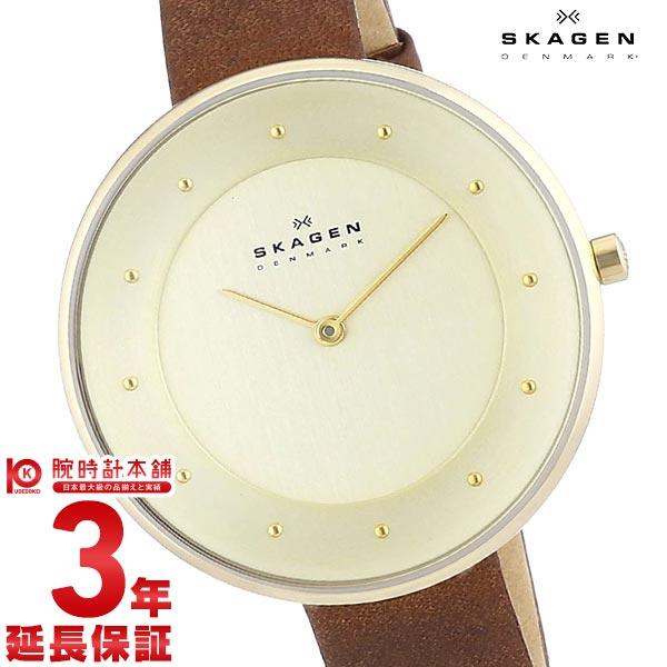 【先着限定最大3000円OFFクーポン!6日9:59まで】 SKAGEN [海外輸入品] スカーゲン レディース 腕時計 クラシック SKW2138 腕時計 時計