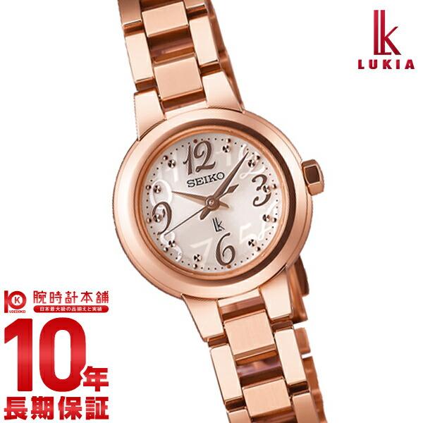 セイコー ルキア LUKIA ソーラー 100m防水 SSVR128 [正規品] レディース 腕時計 時計【あす楽】