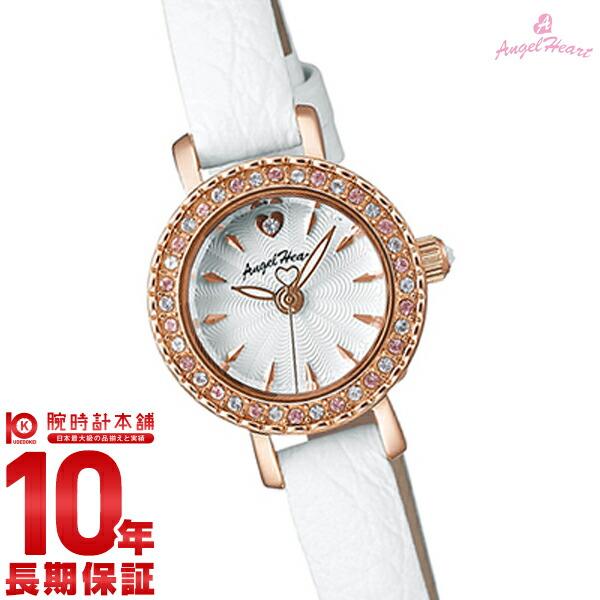 エンジェルハート AngelHeart Eternal Crystal ピンクゴールド スワロフスキーエレメンツ ET21P-WH [正規品] レディース 腕時計 時計