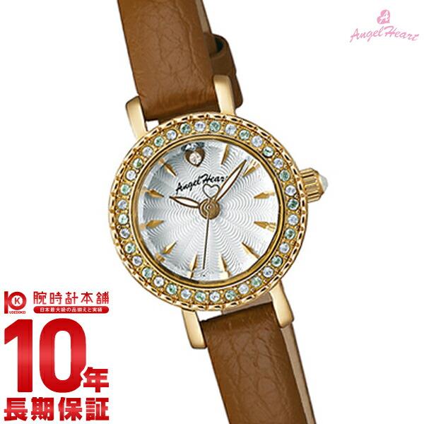 【先着限定最大3000円OFFクーポン!6日9:59まで】 エンジェルハート AngelHeart Eternal Crystal イエローゴールド スワロフスキーエレメンツ ET21Y-BW [正規品] レディース 腕時計 時計