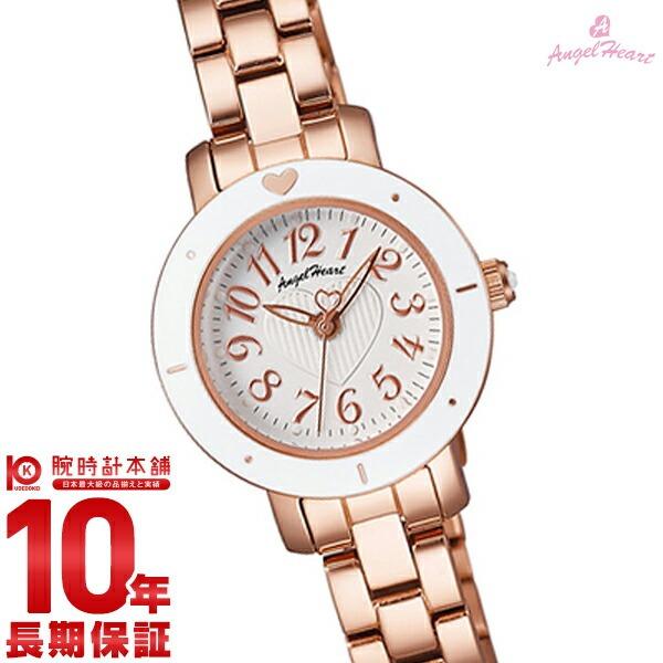 【先着限定最大3000円OFFクーポン!6日9:59まで】 エンジェルハート AngelHeart Sweet Tender ピンクゴールド スワロフスキーエレメンツ ST23PW [正規品] レディース 腕時計 時計