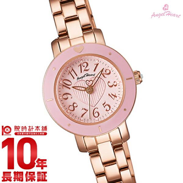 【先着限定最大3000円OFFクーポン!6日9:59まで】 エンジェルハート AngelHeart Sweet Tender ピンクゴールド スワロフスキーエレメンツ ST23PP [正規品] レディース 腕時計 時計