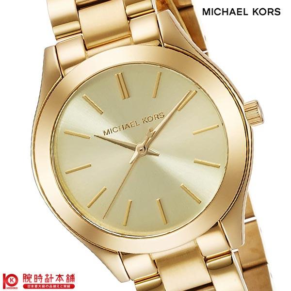 【先着限定最大3000円OFFクーポン!6日9:59まで】 MICHAELKORS [海外輸入品] マイケルコース 腕時計 スリムランウェイ MK3512 レディース 腕時計 時計【新作】 【dl】brand deal15