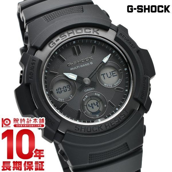 【11日は店内ポイント最大45倍!】【最大2000円OFFクーポン!16日1:59まで】カシオ Gショック G-SHOCK AWG-M100SBB-1AJF [正規品] メンズ 腕時計 時計