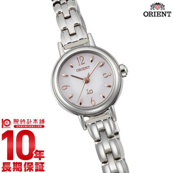 【先着限定最大3000円OFFクーポン!6日9:59まで】 オリエント ORIENT イオ Flower WI0431WD [正規品] レディース 腕時計 時計