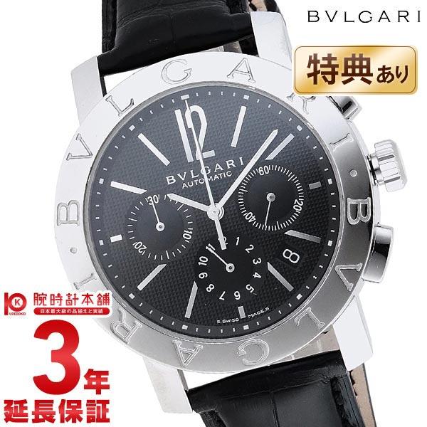 BVLGARI [海外輸入品] ブルガリブルガリ ブルガリブルガリ BB42BSLDCH メンズ 腕時計 時計【新作】