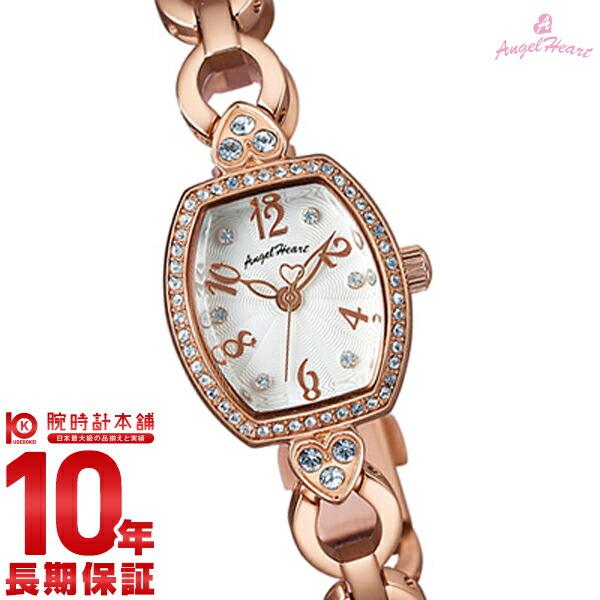 【先着限定最大3000円OFFクーポン!6日9:59まで】 エンジェルハート AngelHeart StarLight ホワイト スワロフスキー SL18PS [正規品] レディース 腕時計 時計
