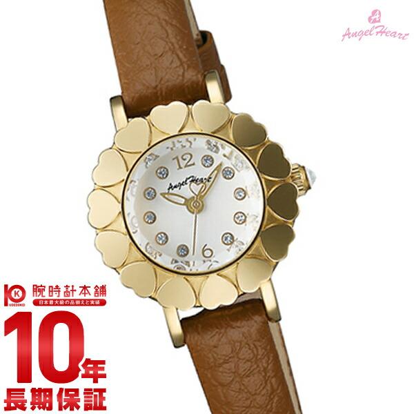 【先着限定最大3000円OFFクーポン!6日9:59まで】 エンジェルハート AngelHeart My Angel ホワイト スワロフスキー MA23Y-BW [正規品] レディース 腕時計 時計