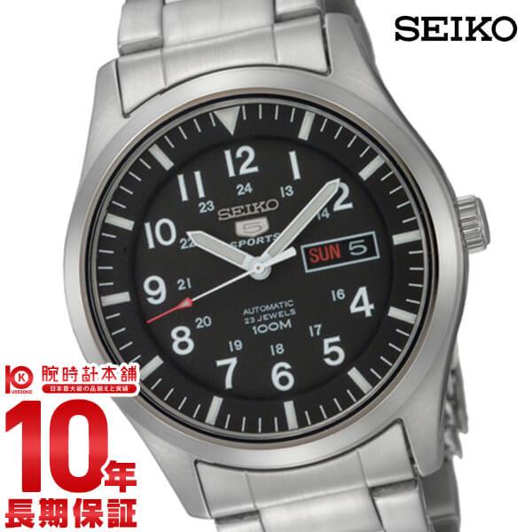 【29日23:59まで店内ポイント最大37倍!】セイコー 逆輸入モデル SEIKO 100m防水 機械式(自動巻き) SNZG13JC(SNZG13J1) [正規品] メンズ 腕時計 時計【あす楽】