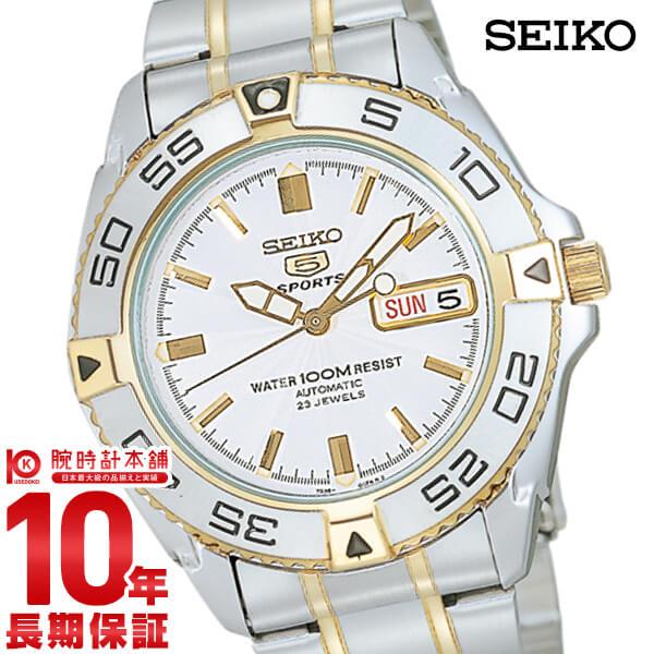 【29日23:59まで店内ポイント最大37倍!】セイコー 逆輸入モデル SEIKO 100m防水 機械式(自動巻き) SNZB24JC(SNZB24J1) [正規品] メンズ 腕時計 時計【あす楽】