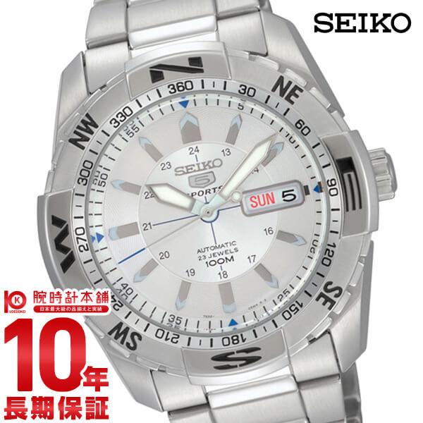 セイコー 逆輸入モデル SEIKO 100m防水 機械式(自動巻き) SNZJ03JC(SNZJ03J1) [正規品] メンズ 腕時計 時計【あす楽】