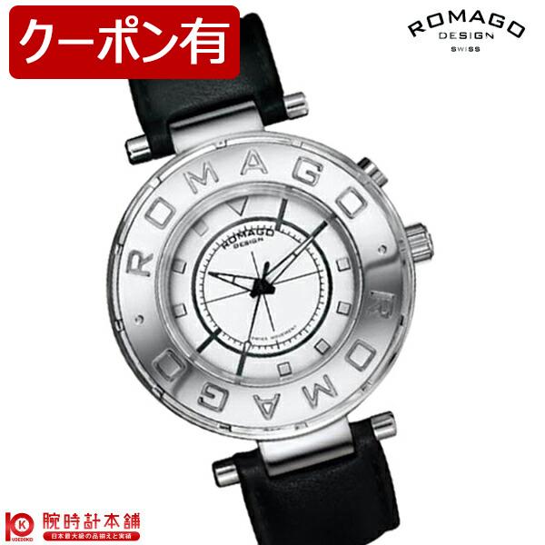 ロマゴデザイン ROMAGODESIGN FLOW フロー RM002-0055ST-SV [正規品] メンズ&レディース 腕時計 時計【あす楽】