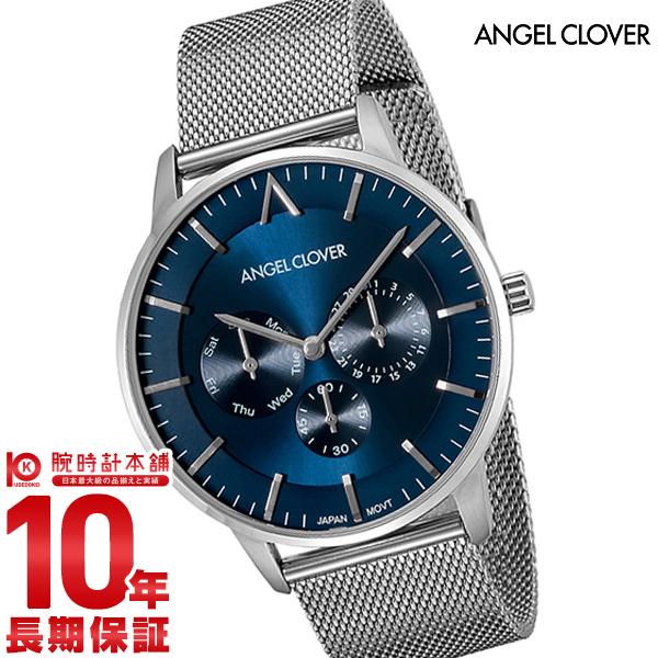 エンジェルクローバー AngelClover Zero 交換レザーベルト付き ZE42SNV [正規品] メンズ 腕時計 時計