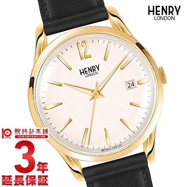 HENRY LONDON [海外輸入品] ヘンリーロンドン ウェストミンスター HL39-S-0010 メンズ&レディース 腕時計 時計【新作】