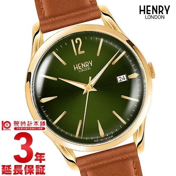 【29日23:59まで店内ポイント最大37倍!】HENRY LONDON [海外輸入品] ヘンリーロンドン チズウィック HL39-S-0186 メンズ&レディース 腕時計 時計【新作】