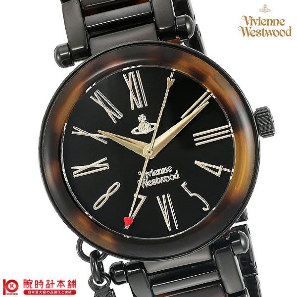 【先着限定最大3000円OFFクーポン!6日9:59まで】 [海外輸入品] ヴィヴィアン 時計 ヴィヴィアンウエストウッド 腕時計 VV006BKBR レディース 腕時計【新作】