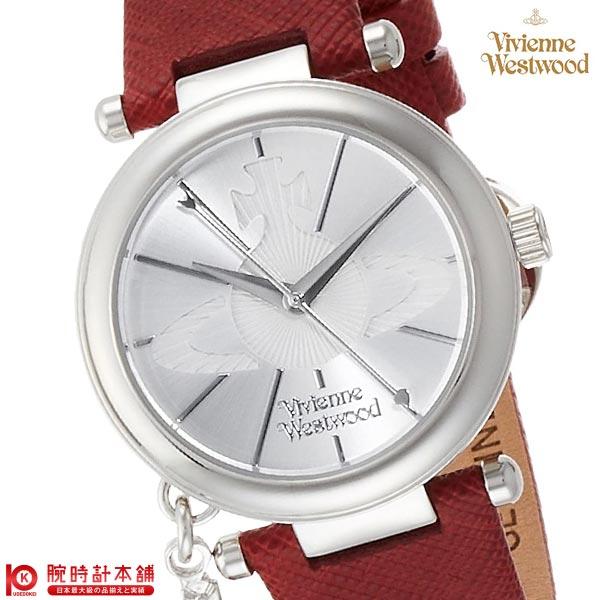 【エントリー&買い周りでさらに10倍!21日20時~】 [海外輸入品] ヴィヴィアン 時計 ヴィヴィアンウエストウッド 腕時計 VV006SSRD レディース 腕時計【新作】