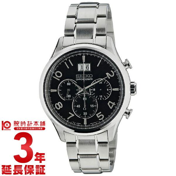 CHRONOGRAPH [海外輸入品] セイコー 腕時計 逆輸入モデル クロノグラフ  SPC153P1 メンズ 腕時計 時計【新作】 【dl】brand deal15