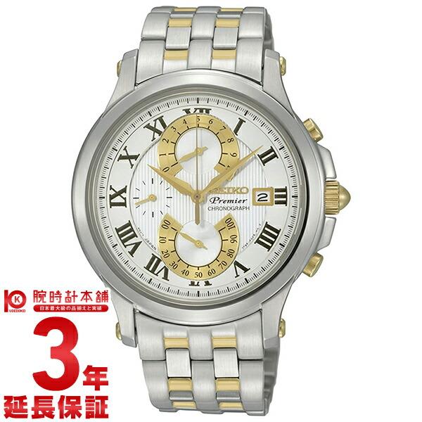 CHRONOGRAPH [海外輸入品] セイコー 逆輸入モデル クロノグラフ  SPC068P1 メンズ 腕時計 時計【新作】