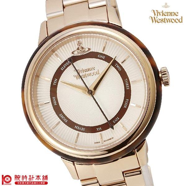 【エントリー&買い周りでさらに10倍!21日20時~】 [海外輸入品] ヴィヴィアン 時計 ヴィヴィアンウエストウッド ポルトベッロ VV158RSRS レディース 腕時計【新作】