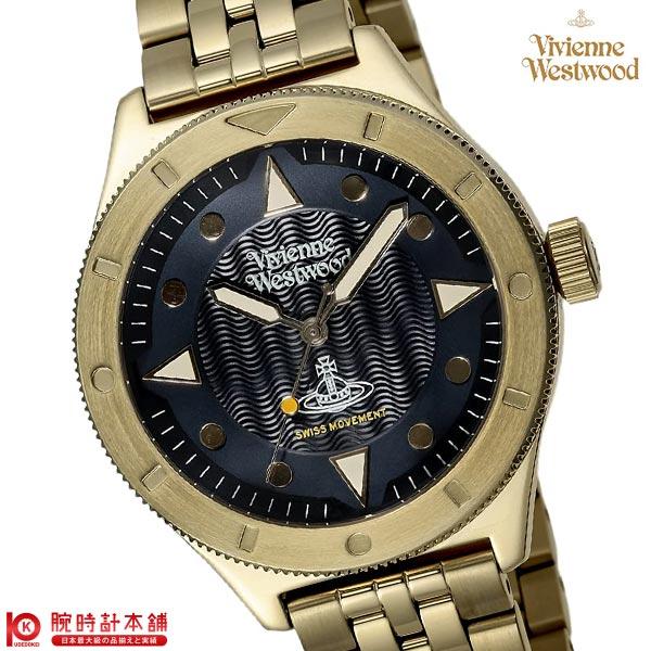 【先着限定最大3000円OFFクーポン!6日9:59まで】 [海外輸入品] ヴィヴィアン 時計 ヴィヴィアンウエストウッド 腕時計 スミスフィールド VV160NVGD メンズ&レディース 腕時計