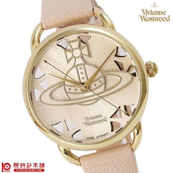 【先着限定最大3000円OFFクーポン!6日9:59まで】 [海外輸入品] ヴィヴィアン 時計 ヴィヴィアンウエストウッド リーデンホール VV163BGPK レディース 腕時計【新作】