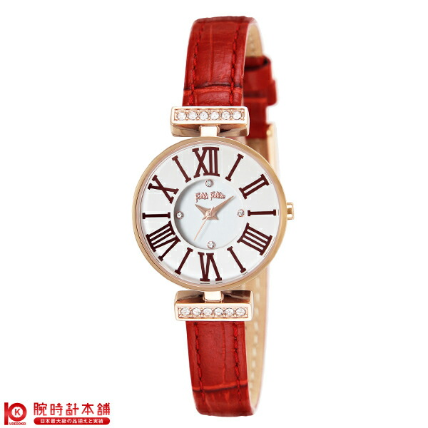 【先着限定最大3000円OFFクーポン!6日9:59まで】 FolliFollie [海外輸入品] フォリフォリ ダイナスティ WF13B014SSWRE レディース 腕時計 時計【新作】