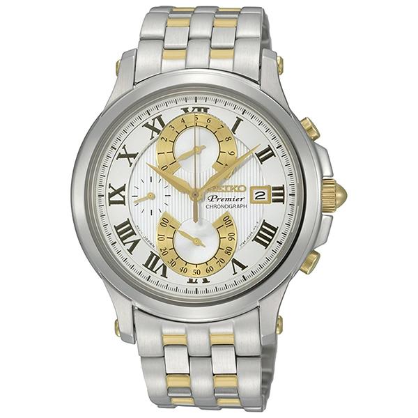 CHRONOGRAPH [海外輸入品] セイコー 逆輸入モデル クロノグラフ   SPC068P1 メンズ 腕時計 時計【新作】 【dl】brand deal15