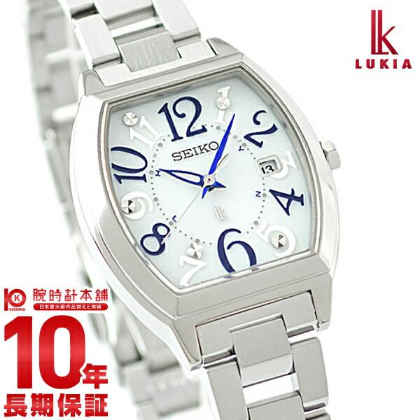 【先着限定最大3000円OFFクーポン!6日9:59まで】 セイコー ルキア LUKIA SSVW091 [正規品] レディース 腕時計 時計