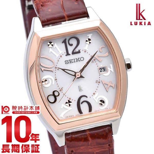 【先着限定最大3000円OFFクーポン!6日9:59まで】 セイコー ルキア LUKIA SSVW094 [正規品] レディース 腕時計 時計
