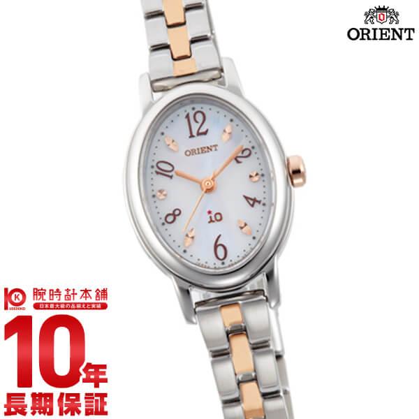 【最大2000円OFFクーポン&店内最大ポイント48倍!】 オリエント ORIENT イオ WI0461WD [正規品] レディース 腕時計 時計