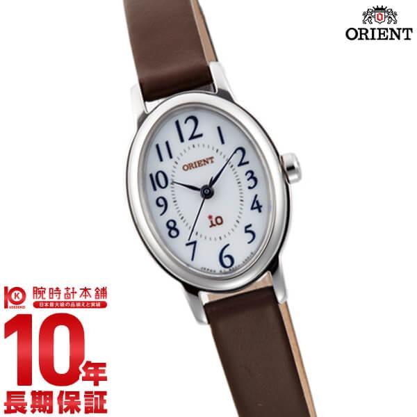 【先着限定最大3000円OFFクーポン!6日9:59まで】 オリエント ORIENT イオ WI0491WD [正規品] レディース 腕時計 時計