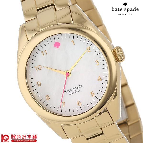 【先着限定最大3000円OFFクーポン!6日9:59まで】 ケイトスペード 腕時計 KATESPADE シーポート 1YRU0027 レディース 【dl】brand deal15