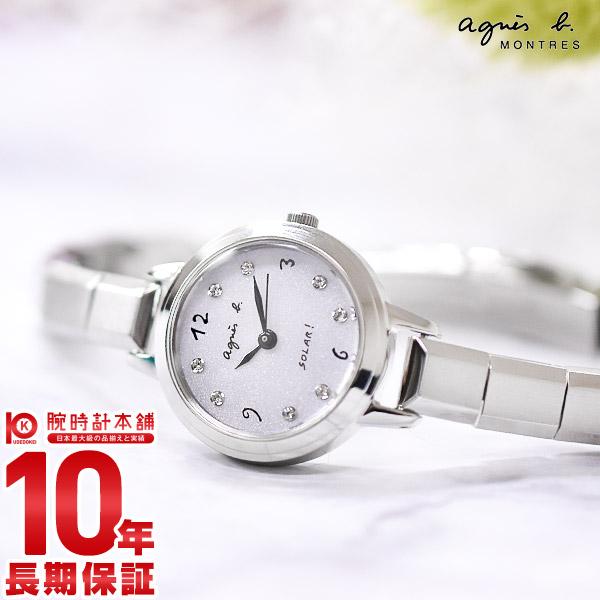 【先着限定最大3000円OFFクーポン!6日9:59まで】 アニエスベー agnes b. FBSD951 [正規品] レディース 腕時計 時計【24回金利0%】