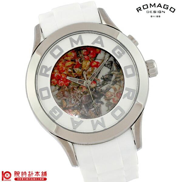 【先着限定最大3000円OFFクーポン!6日9:59まで】 ロマゴデザイン ROMAGODESIGN RM015-0525-A16-1 [正規品] メンズ&レディース 腕時計 時計