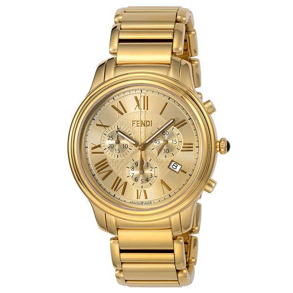 FENDI フェンディ クラシコクロノ F252415000 [輸入品] メンズ 腕時計 時計
