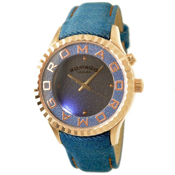 【3000円割引クーポン】ロマゴデザイン ROMAGODESIGN  RM078-0505ST-RG [正規品] メンズ&レディース 腕時計 時計【あす楽】