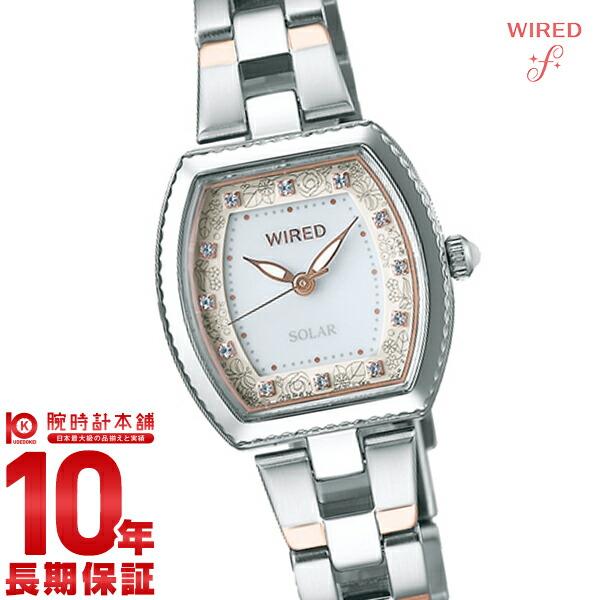 【先着限定最大3000円OFFクーポン!6日9:59まで】 セイコー ワイアードエフ WIREDf 大人の塗り絵ブック限定モデル 世界限定800本 AGED716 [正規品] レディース 腕時計 時計