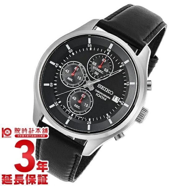 セイコー 腕時計 逆輸入モデル クロノグラフ CHRONOGRAPH SKS539P2 メンズ